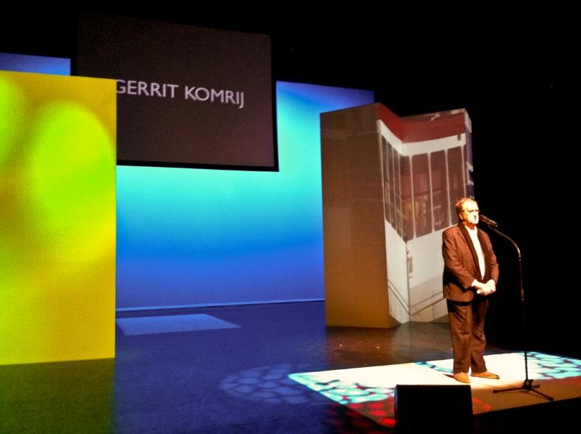 gerrit komrij juni 2011 festival Poezie op Pootjes